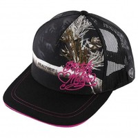 Metal Mulisha Shadowy Realtree Trucker Hat