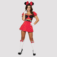 Lil Mini Mouse - Alley Rose Lingerie Club