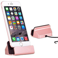 Charging Dock Station for iPhone 7 7Plus & iPhone se 5s 6 6 Plus Android Gift