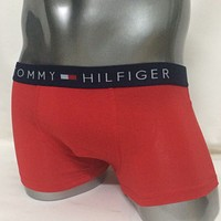 Tommy Hifger Men Fashion Comfortable Underpant Brief Panty