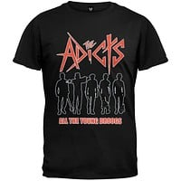 The Adicts - All The Young Droogs T-Shirt