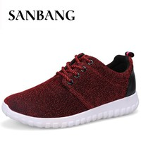 Soft and folding new all-match Han Chao Luxury Brand Summer women Breathable Sport Shoes Tennis Athletic Soft Shoes women Fy4