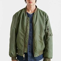 Urban Renewal Vintage M1 Flight Jacket- Green