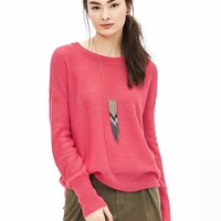 Banana Republic Womens Heritage Relaxed Pullover