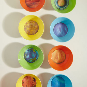 When the Planets A-Dine Bowl Set