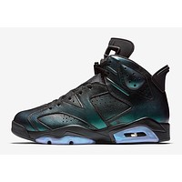 Air Jordan Retro 6 VI 'All Star Chameleon '