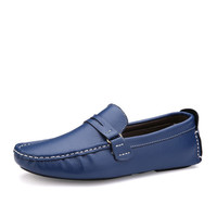 Mens Cool Loafers Driving Casual Shoes