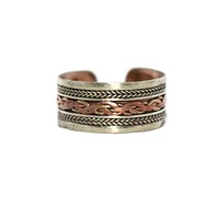 Adjustable Ring Yoga ring Copper Ring Brass Ring Healing Ring Country ring