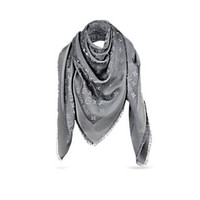 Products by Louis Vuitton: Monogram Shine Shawl