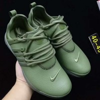 Tagre™ Nike Air Presto Ultra Men Fashion Casual Sport Shoes Sneakers Army Green G-A-HRWM