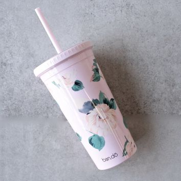 ban.do sip sip tumbler with straw - lady of leisure