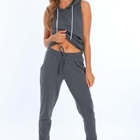 Women's French Terry Jogging Pants