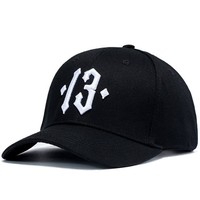 Sports Hat Cap trendy  MNKNCL High Quality 100% Cotton Baseball Cap Letter Embroidery Snapback Fashion s For Men & Women Caps KO_16_1