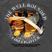 Volunteer Firefighter Boots and Gear