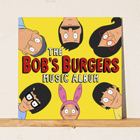 Various Artists - The Bobs Burgers Music Album 3XLP - Urban Outfitters
