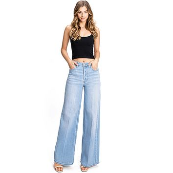 Apex Denim Flares