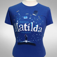 Buy Official Matilda Broadway Souvenir Merchandise at The Broadway Store
