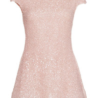 Éclat Beaded Mini Dress | Moda Operandi