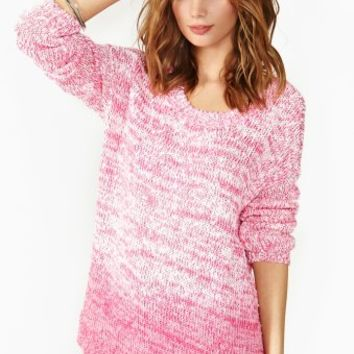 Candy Coated Knit