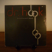 "Vintage 1976 Dr. Hook ""A Little Bit More"" Vinyl LP Album Released by Capitol Records / Country Rock Album"