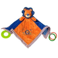 Levi Lion Activity Blanket