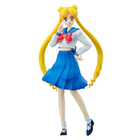 World Uniform Operation Pretty Soldier Sailor Moon PVC Figure (Usagi Tsukino)