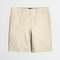 """Factory 9"""" lightweight gramercy short : AllProducts 