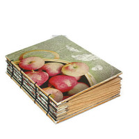 Farmers Market Apples Journal - Fall Writing journal, Gratitude or Travel journal