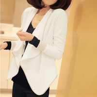Women's Slim Fit Blazer Jacket