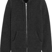 Michael Kors Collection - Cashmere-blend hooded top
