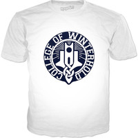College Of Winterhold Skyrim Shirt
