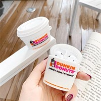 Dunkin Donuts Coffee Cup AirPod Case