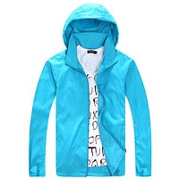 Women Waterproof Men Coats