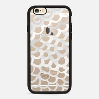 silver net iPhone 6 case by Marianna | Casetify