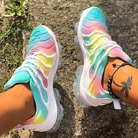 Nike Air VaporMax Plus / Air Max 270 Rainbow Sneakers