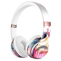 Love, Cupcakes, and Watercolor Full-Body Skin Kit for the Beats by Dre Solo 3 Wireless Headphones