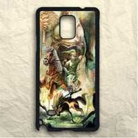 The Legend Of Zelda The Majora Mask Samsung Galaxy Note 3 Case