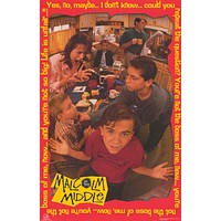 Malcolm in the Middle Poster 22x34