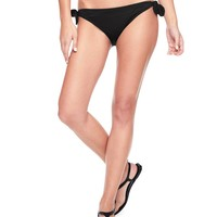 Flirt Side Tie Bottom by Juicy Couture,