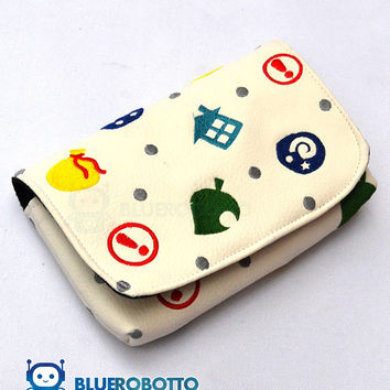 Animal Crossing 3DS case