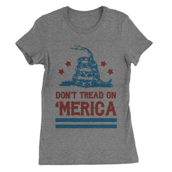 Don't Tread on America