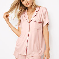 Boxie PJ Set - Body by Victoria - Victoria's Secret