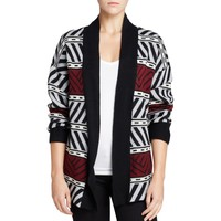 Sanctuary Womens Knit Open Front Cardigan Sweater