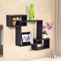 Floating Shelf Wall Mounted Home Decor