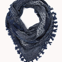 Rustic Bandana Print Scarf | FOREVER 21 - 1000110099