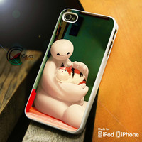 Big Hero 6 iPhone 4 5 5c 6 Plus Case, Samsung Galaxy S3 S4 S5 Note 3 4 Case, iPod 4 5 Case, HtC One M7 M8 and Nexus Case