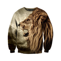 King of Lions Sweatshirt
