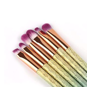 6Pcs Eye Shadow Makeup Brushes Set