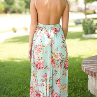 Beautiful Dreamer Maxi Dress