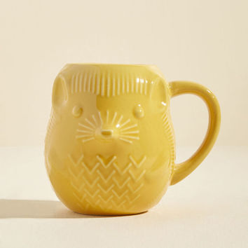 Quill the End of Time Mug